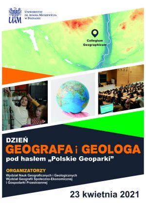 Dzień Geografa i Geologa 2021 na WNGiG